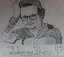 Johnny Depp 2011 by CaptainPinsel