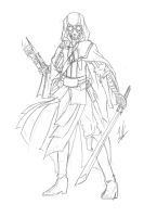 OC Gerechte Schnee Assassin Creed version by AdamentSnow