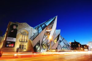 Royal Ontario Museum by rh89