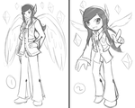 Crystal The Passing Angel by CrystalViolet500
