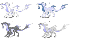 Four Winds Adoptables by GreatWingWolf