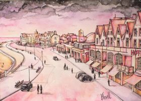 Porthcawl by Bethan-Powell
