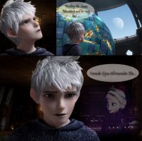 19 Wisdom Guardian [Jack Frost x Elsa] by angeltorchic