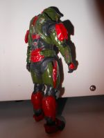 Halo Reach Andrew Figure Back II by chaptmc