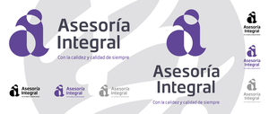 Asesoria Integral Logo Design by beraka