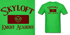 LOZ Skyloft Knight Academy Shirt by Enlightenup23