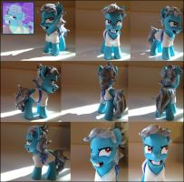 MLPFIM Screw Loose/Barking Pony custom by omgwtflols