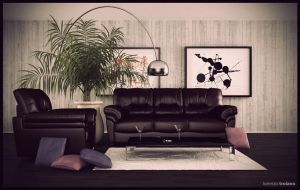 Sitting Room by lolloide