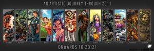2011 artistic journey by estivador
