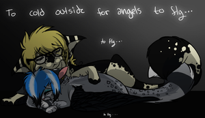To Cold For Angels... by ipann