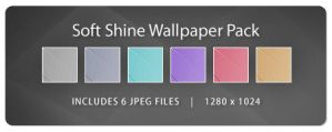 Soft Shine Wallpaper Pack by sword1ne