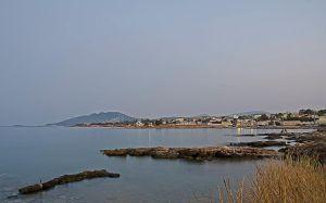 Sumer time eve by agelisgeo