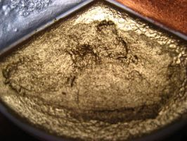 Gold Makeup by SerendipityStock
