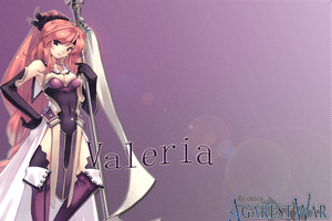 Record of Agarest War: Valeria by BlackzetaEXE