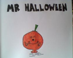 Mr Halloween by michaelritchie200