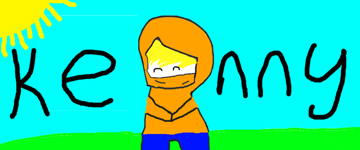 kenny fail by BUGGIEIS10
