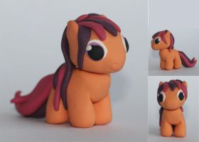 MLP Scootaloo by creativesculpey