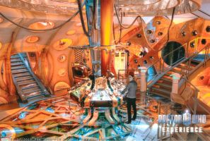 DW experience in the TARDIS by StellaVD