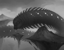 Leviathan by corndoggy