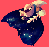 Meta Knight by MusicalCombusken