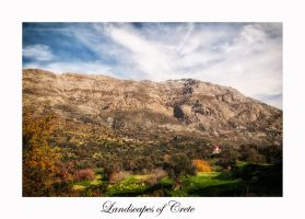 Landscapes of Crete IX by calimer00