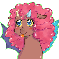 DiscoPie daughter by rrred