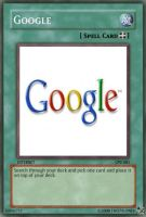 TEO4 Cards 11: Google by theevilone4