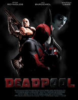 DEADPOOL - POSTER II by MrSteiners