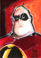 Mr Incredible by idirt
