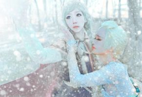 Frozen Heart by AnKyeol