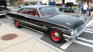 '61 Ford Starliner by hankypanky68