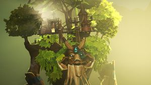 Treehouse by SzotyMAG