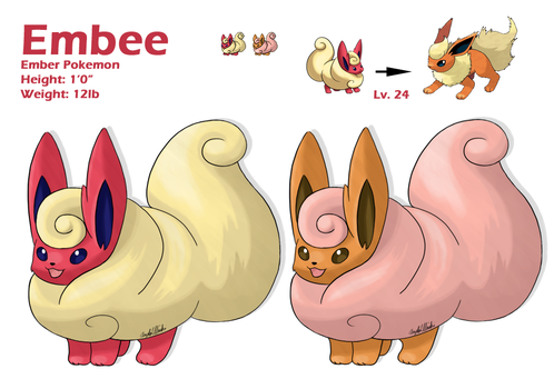 Embee by CheezieSpaz
