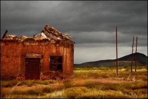 Sweet desolation by Mr-Vicent