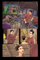 Charmed 11 Pages by splicer