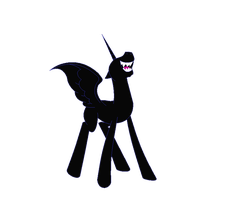 Base 64- EPIC EVIL LAUGHTER by MLPFangirl