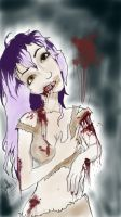 zombie by panellapie