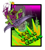 The Green Goblin by Dark-Spine-Dragon