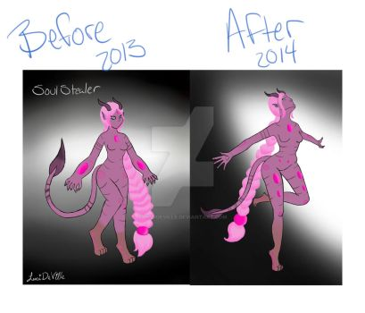 Before And After Meme 2014 by LuciDeVille