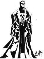 Frank Castle by s133pDEADart