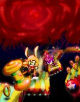 Red moon zone -R. vs R.- by Rush88