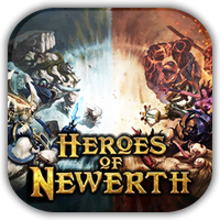 Heroes of Newerth Game Icon by Wolfangraul