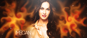 Megan-fox-smudge by luquitasabee