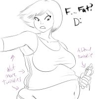 Fatty Faith by Metalforever