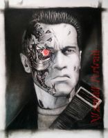 The Terminator by A-L4ND4LL