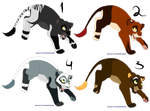 Lion Cub Adoptables [Open][1 left!] by horse-power