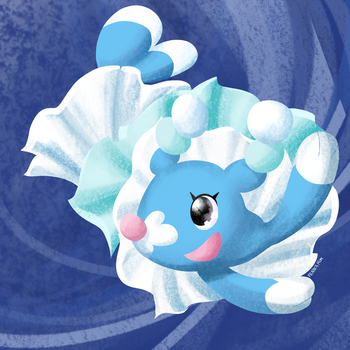 Brionne! by redfenna