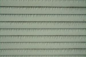 Icicles on Siding by AppareilPhotoGarcon