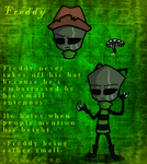 Freddy reff by JackassTBD