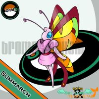 014. Summarch by bromos-pokemon